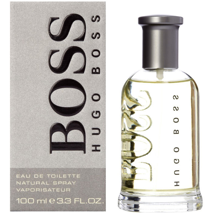 Туалетная вода Hugo Boss Boss (Grey N6) (edt 100ml)