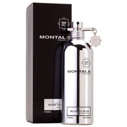 Парфюмированная вода Montale Musk to Musk для мужчин и женщин  - edp 100 ml
