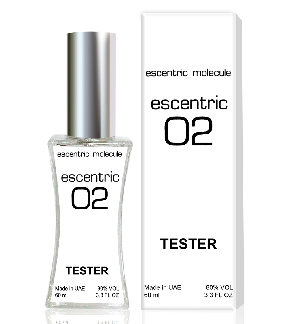 Тестер Escentric Molecules Escentric 02 (edp 60ml)