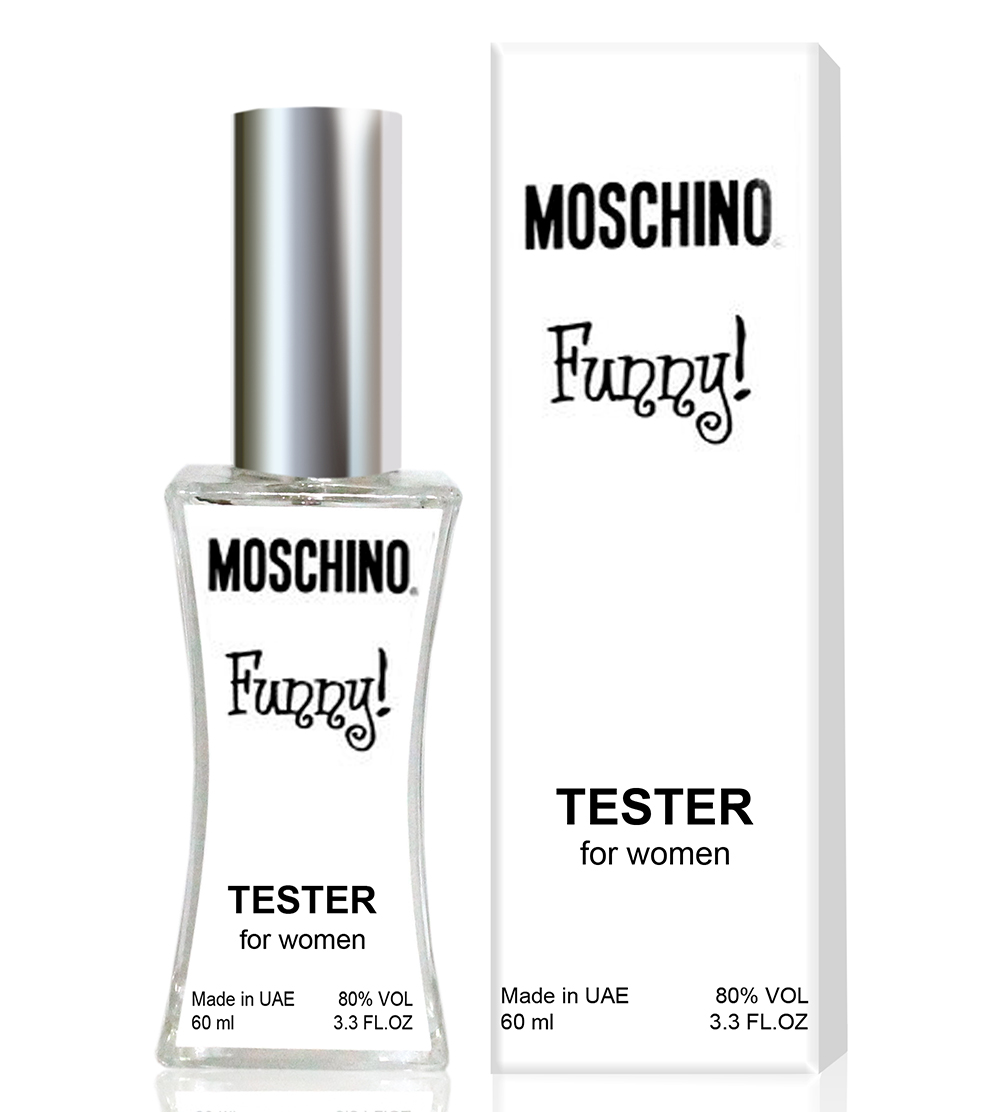 Тестер Moschino Funny (edp 60ml)