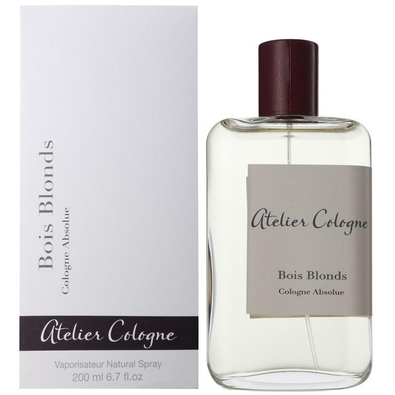 Одеколон Atelier Cologne Bois Blonds для мужчин и женщин  -  edc 200 ml