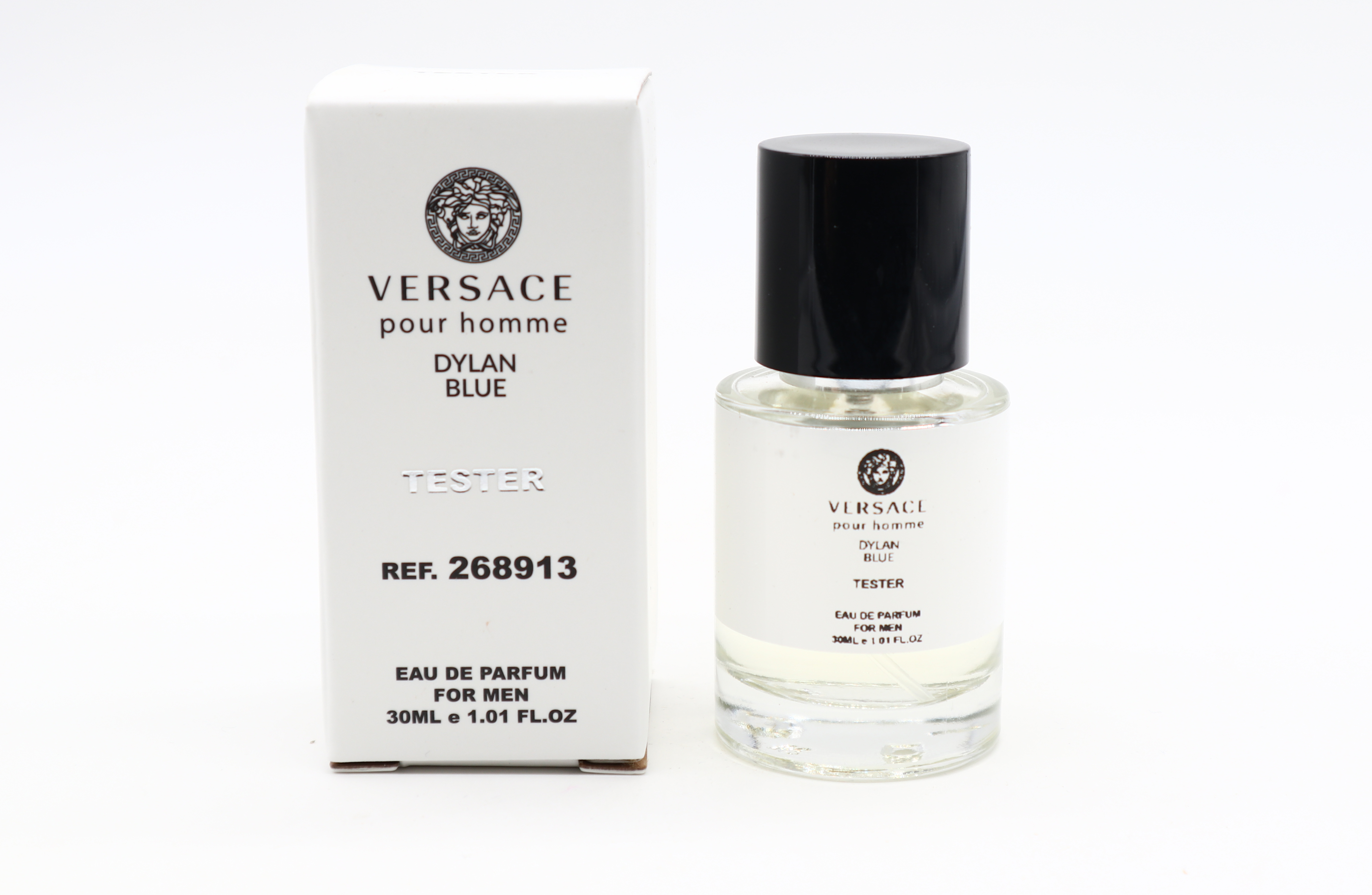 Versace Pour Homme Dylan Blue (тестер 30 ml)