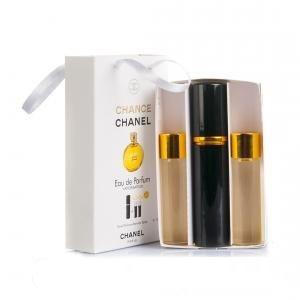 Набор с феромонами Chanel Chance (3×15 ml)