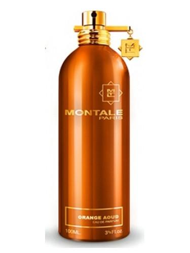 Парфюмированная вода Montale Orange Aoud для мужчин и женщин  - edp 100 ml tester