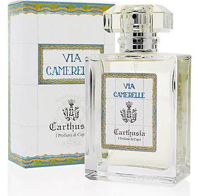 Туалетная вода Carthusia Via Camerelle для женщин  - edt 50 ml
