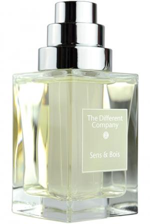 Туалетная вода The Different Company Un Parfum des Sens et Bois унисекс  - edt 100 ml