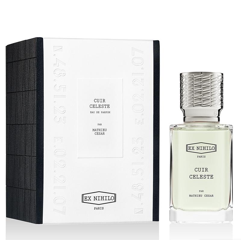 Парфюмированная вода Ex Nihilo Cuir Celeste для мужчин и женщин  - edp 100 ml