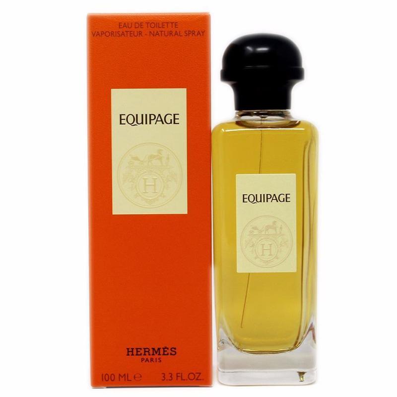 Туалетная вода Hermes Equipage для мужчин  - edt 100 ml
