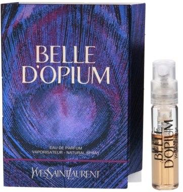 Парфюмированная вода Yves Saint Laurent Belle d`Opium для женщин  - edp 1.5 ml vial