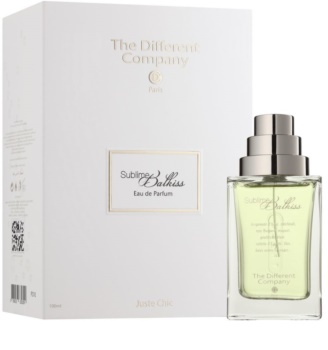 Парфюмированная вода The Different Company Sublime Balkiss унисекс  - edp 100 ml