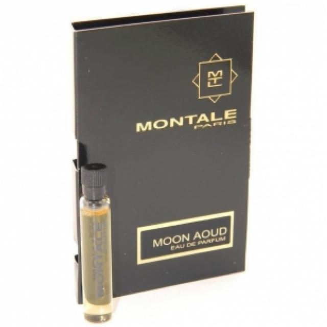 Парфюмированная вода Montale Moon Aoud для мужчин и женщин  - edp 2 ml vial