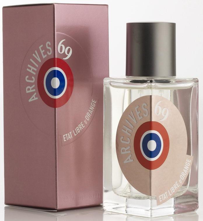Парфюмированная вода Etat Libre d'Orange Archives 69 для мужчин и женщин  - edp 50 ml