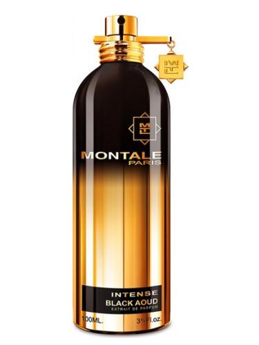 Парфюмированная вода Montale Black Aoud Intense для мужчин и женщин  - edp 100 ml tester