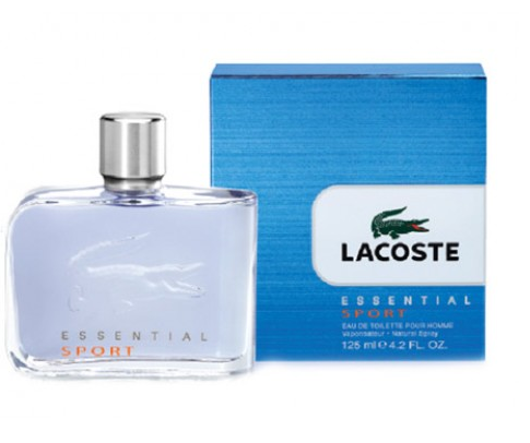 Туалетная вода Lacoste Essential Sport (edt 125ml)