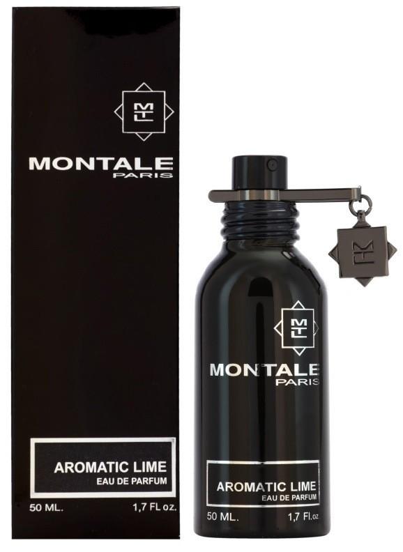 Парфюмированная вода Montale Aromatic Lime для мужчин и женщин  - edp 50 ml