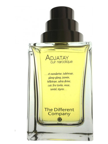 Парфюмированная вода The Different Company Adjatay Cuir Narcotique унисекс  - edp 100 ml