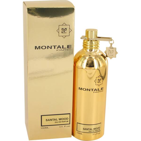 Парфюмированная вода Montale Santal Wood для мужчин и женщин  - edp 100 ml