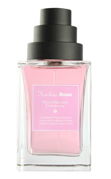 Туалетная вода The Different Company L'esprit Cologne Kashan Rose для женщин  - edt 100 ml
