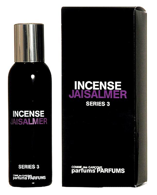 Туалетная вода Comme des Garcons Series 3 Incense: Jaisalmer для мужчин и женщин  - edt 50 ml