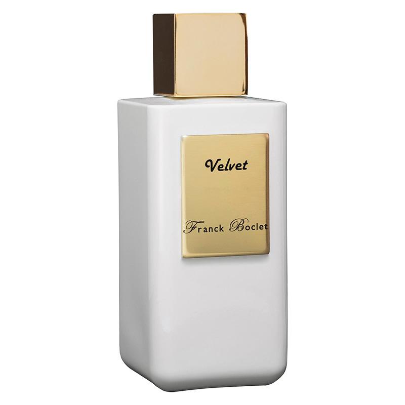 Духи Franck Boclet Velvet для мужчин и женщин  - parfum 100 ml tester