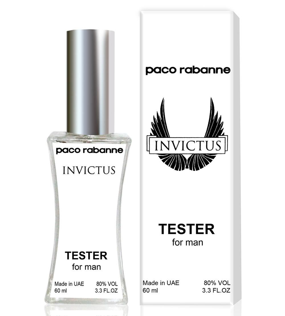 Тестер Paco Rabanne Invictus (edp 60 ml)