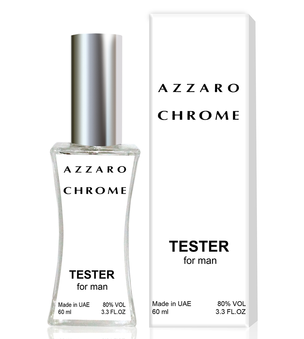 Тестер Azzaro Chrome (edp 60 ml)