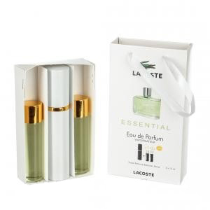 Набор с феромонами Lacoste Essential (3×15 ml)