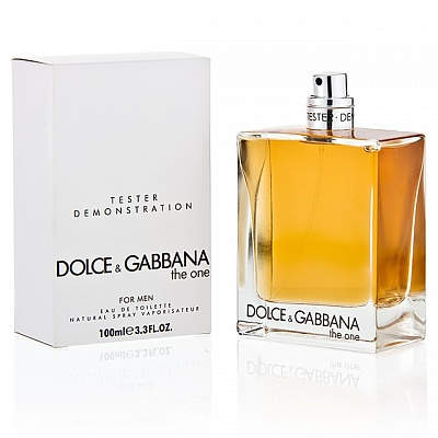 Dolce&Gabbana The One for Men (тестер lux)