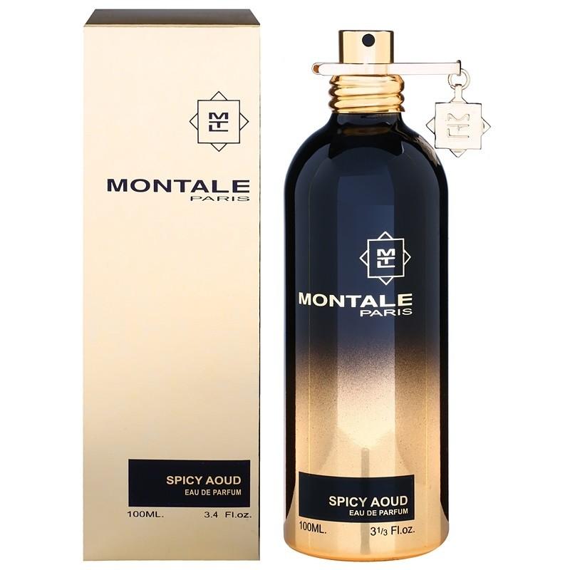Парфюмированная вода Montale Spicy Aoud для мужчин и женщин  - edp 100 ml