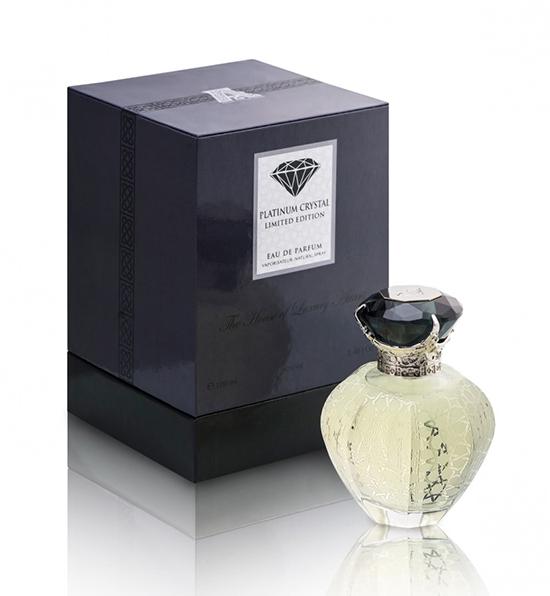 Парфюмированная вода The House Of Luxury Attars Platinum Crystal для женщин  - edp 100 ml