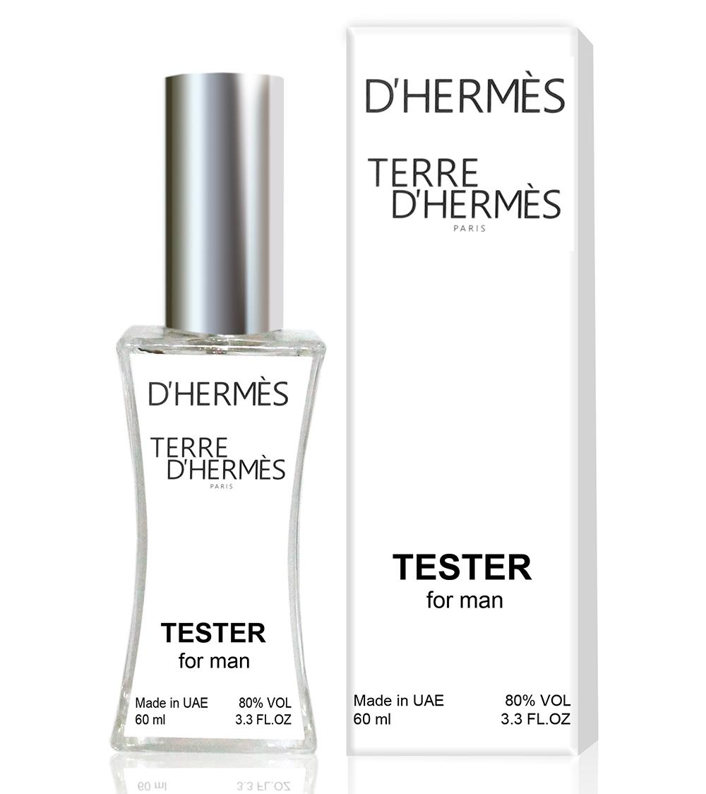 Тестер Hermes Terre d'Hermes (edp 60 ml)