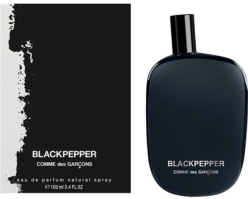 Парфюмированная вода Comme des Garcons Blackpepper для мужчин и женщин  - edp 100 ml
