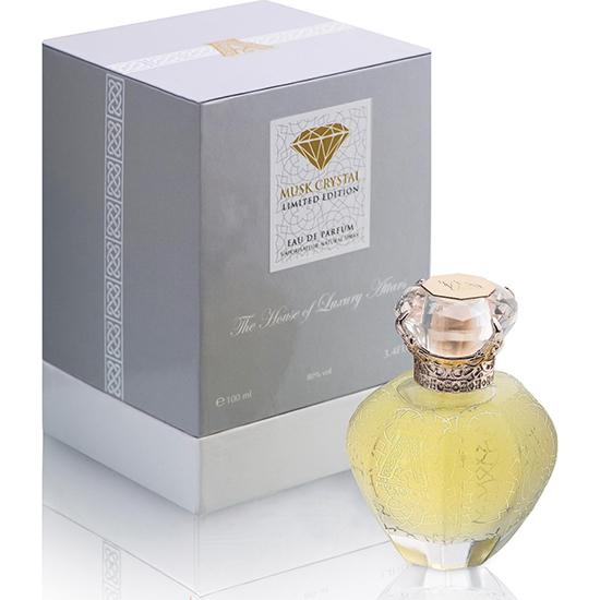 Парфюмированная вода The Houde Of Luxury Attars Musk Crystal для женщин  - edp 100 ml