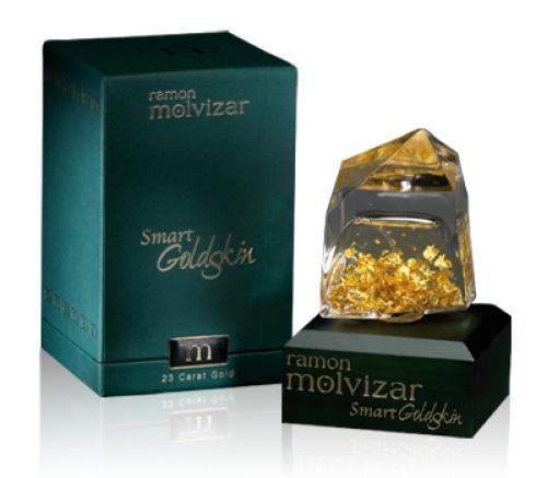 Парфюмированная вода Ramon Molvizar Smart Goldskin для мужчин и женщин  - edp 75 ml
