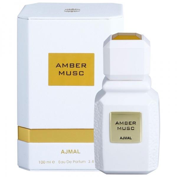 Парфюмированная вода Ajmal Amber Musc для женщин и мужчин  - edp 100 ml