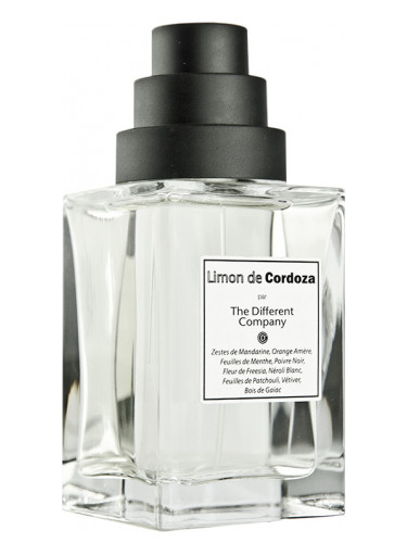 Одеколон The Different Company L'esprit Limon de Cordoza унисекс  - cologne 100 ml