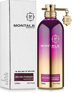 Парфюмированная вода Montale Orchid Powder для мужчин и женщин  - edp 100 ml tester