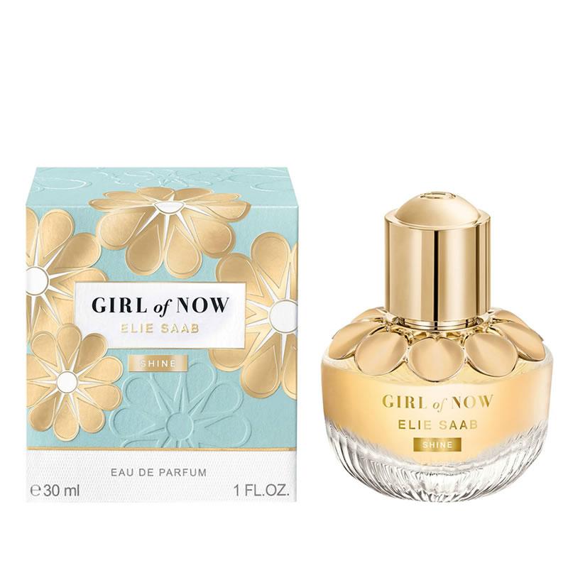 Парфюмированная вода Elie Saab Girl Of Now Shine для женщин  - edp 30 ml