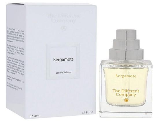 Туалетная вода The Different Company Bergamote унисекс  - edt 50 ml
