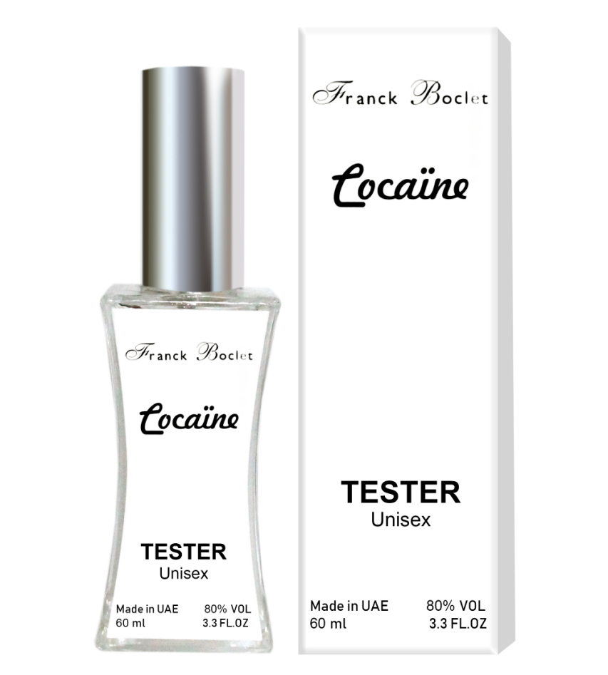 Тестер Franck Boclet Cocaine (edp 60 ml)