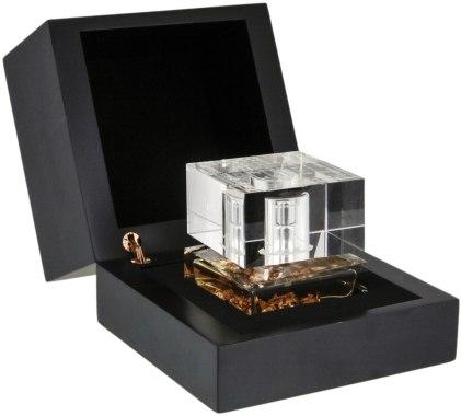 Парфюмированная вода Ramon Molvizar Black Cube для мужчин и женщин  - edp 50 ml