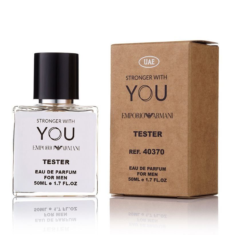 Giorgio Armani Emporio Armani Stronger With You (тестер 50 ml)