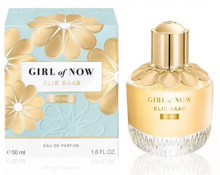 Парфюмированная вода Elie Saab Girl Of Now Shine для женщин  - edp 50 ml