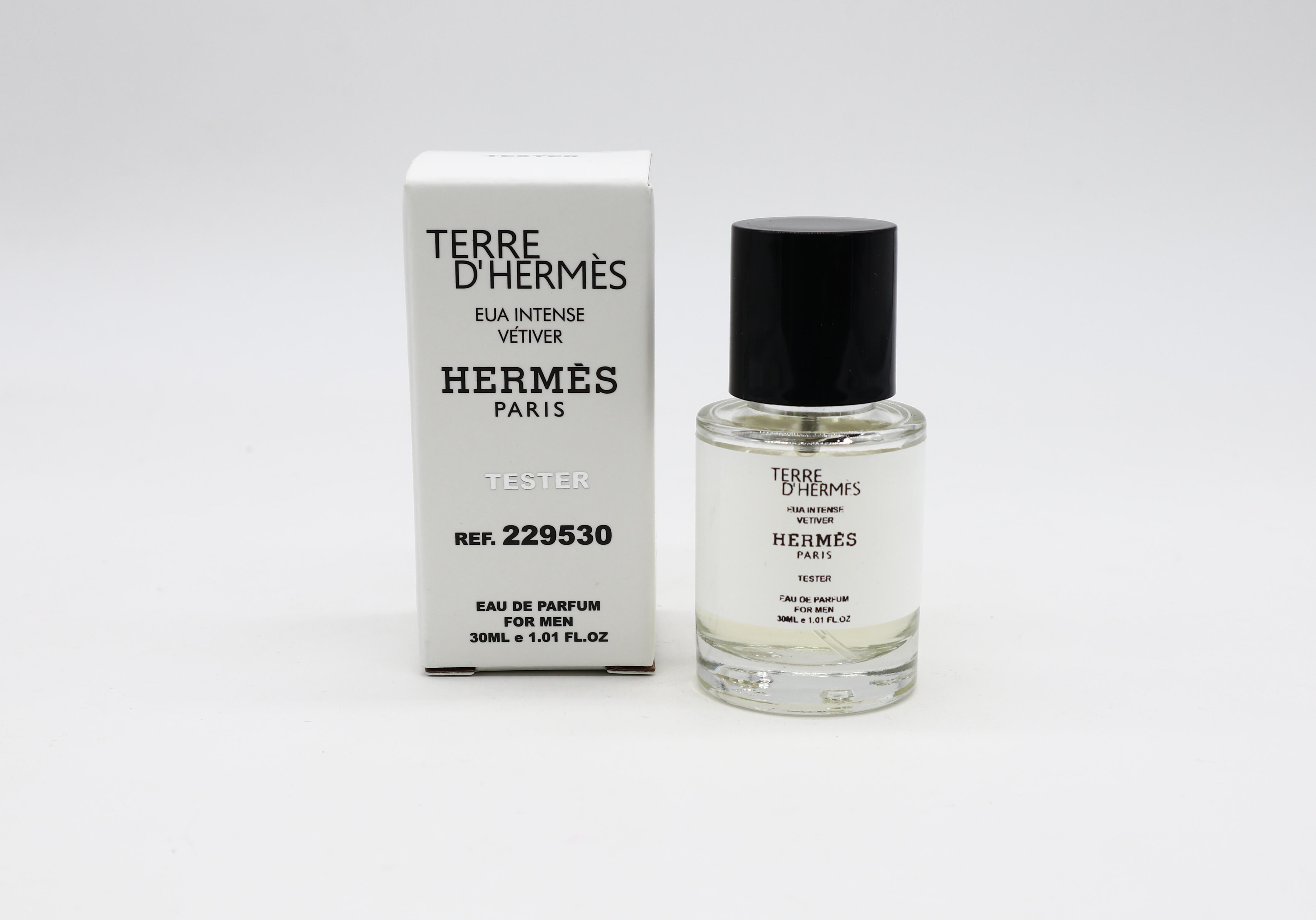 Hermes Terre d'Hermes Eau Intense Vetiver (тестер 30 ml)