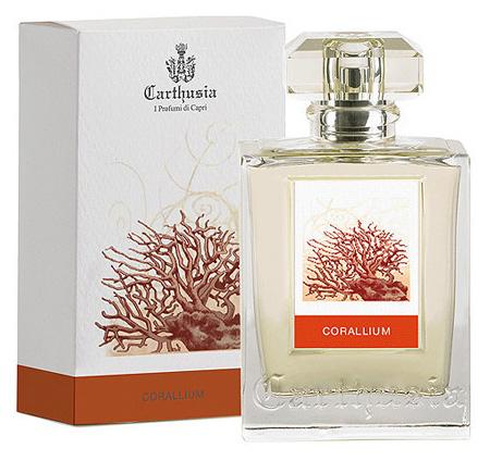 Парфюмированная вода Carthusia Corallium для мужчин и женщин  - edp 50 ml
