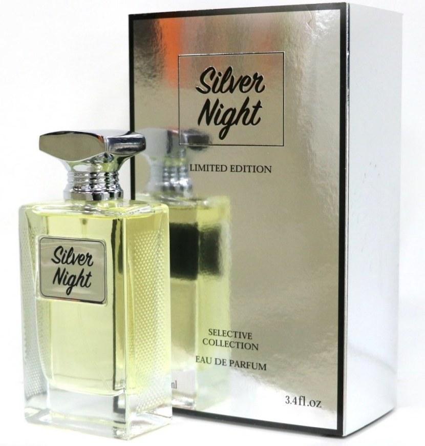 Парфюмированная вода Attar Collection Selective Silver Night для мужчин и женщин  - edp 100 ml