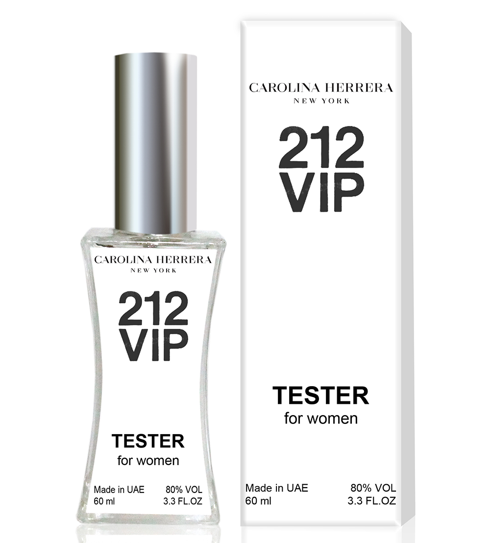 Тестер Carolina Herrera 212 VIP (edp 60ml)
