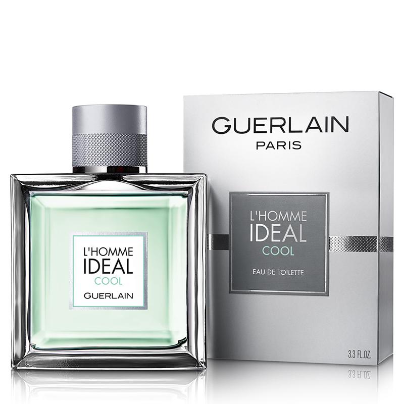 Туалетная вода Guerlain L'Homme Ideal Cool для мужчин  - edt 100 ml
