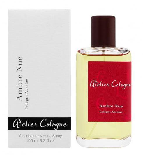Одеколон Atelier Cologne Ambre Nue для мужчин и женщин  - edc 200 ml
