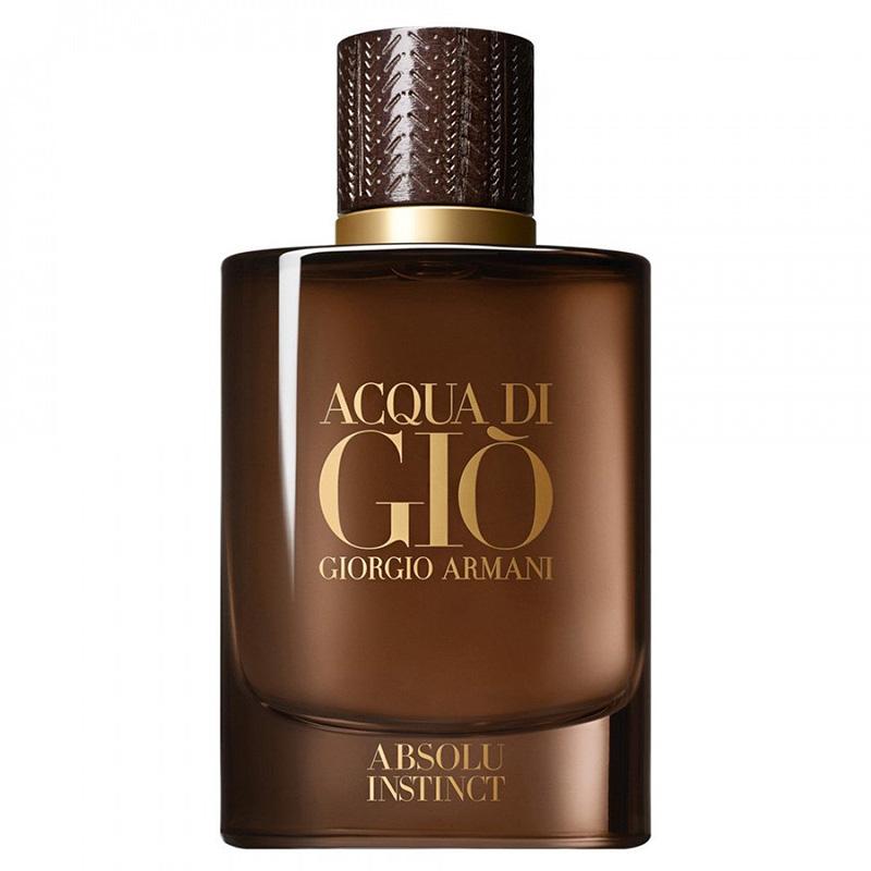 Парфюмированная вода Giorgio Armani Acqua di Gio Absolu Instinct для мужчин  - edp 75 ml tester